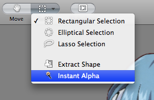 Leopard Preview Does Instant Alpha
