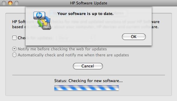 Mac HP Photosmart Driver Update
