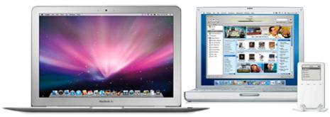MacBook Air vs 12-inch PowerBook G4