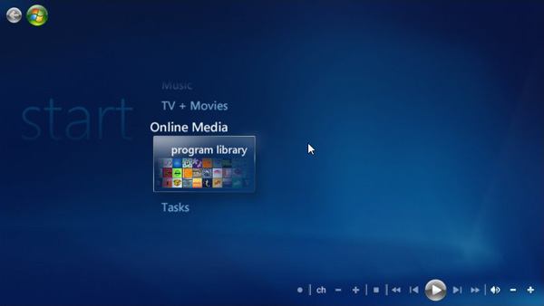 Media Center Product Key - Windows 8 Release Preview