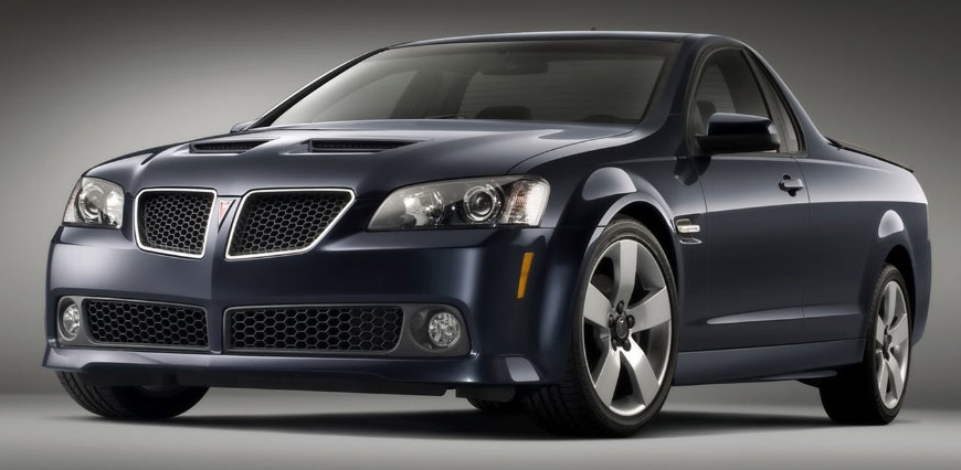 Not A Fan of Rebadging: Holden to Sell Pontiac G8 Limited Edition in Australia