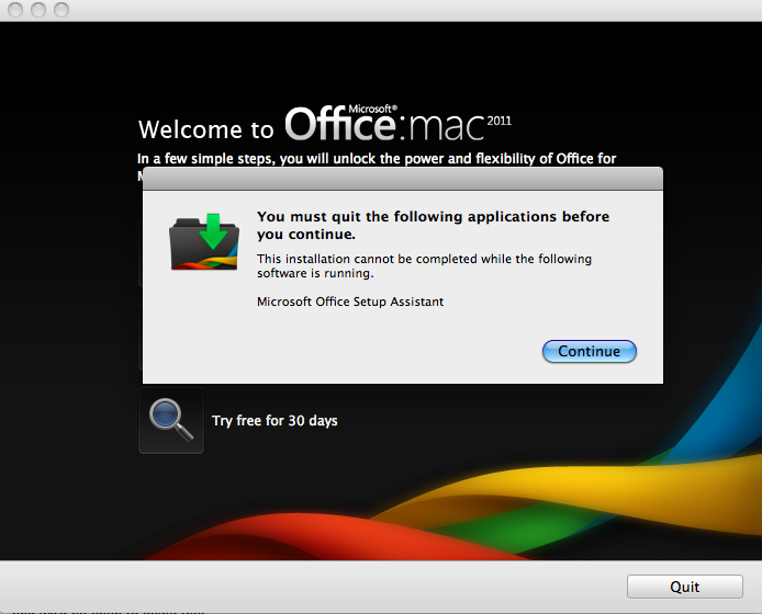 Office 2011: What's Wrong with This Picture?