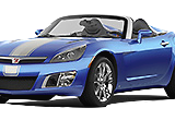 Saturn Sky Mac Icon