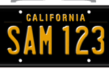 California's Legacy License Plates Need You To Sign Up - Deadline Soon